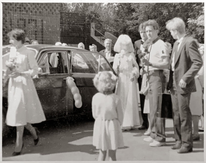 1982 свадьба