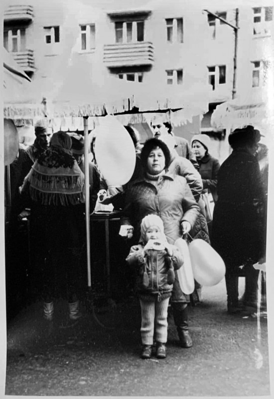 1986 Из архива Дарьи Ольшанниковой