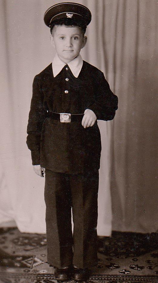 1959, 1 сентября, Борис Данилов, Очаково, ср. школа № 844