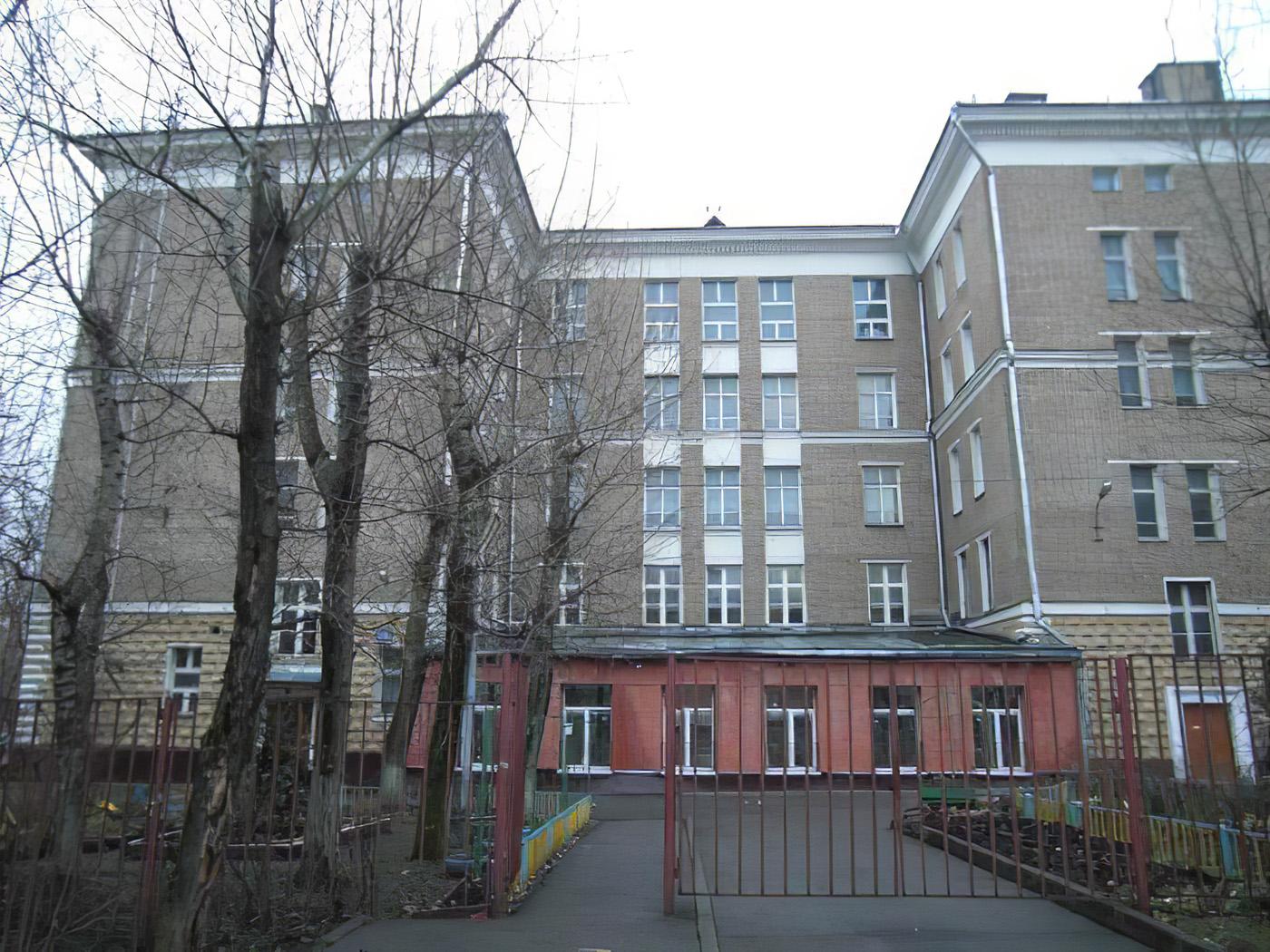 2006 школа 571 (бывшая 843)