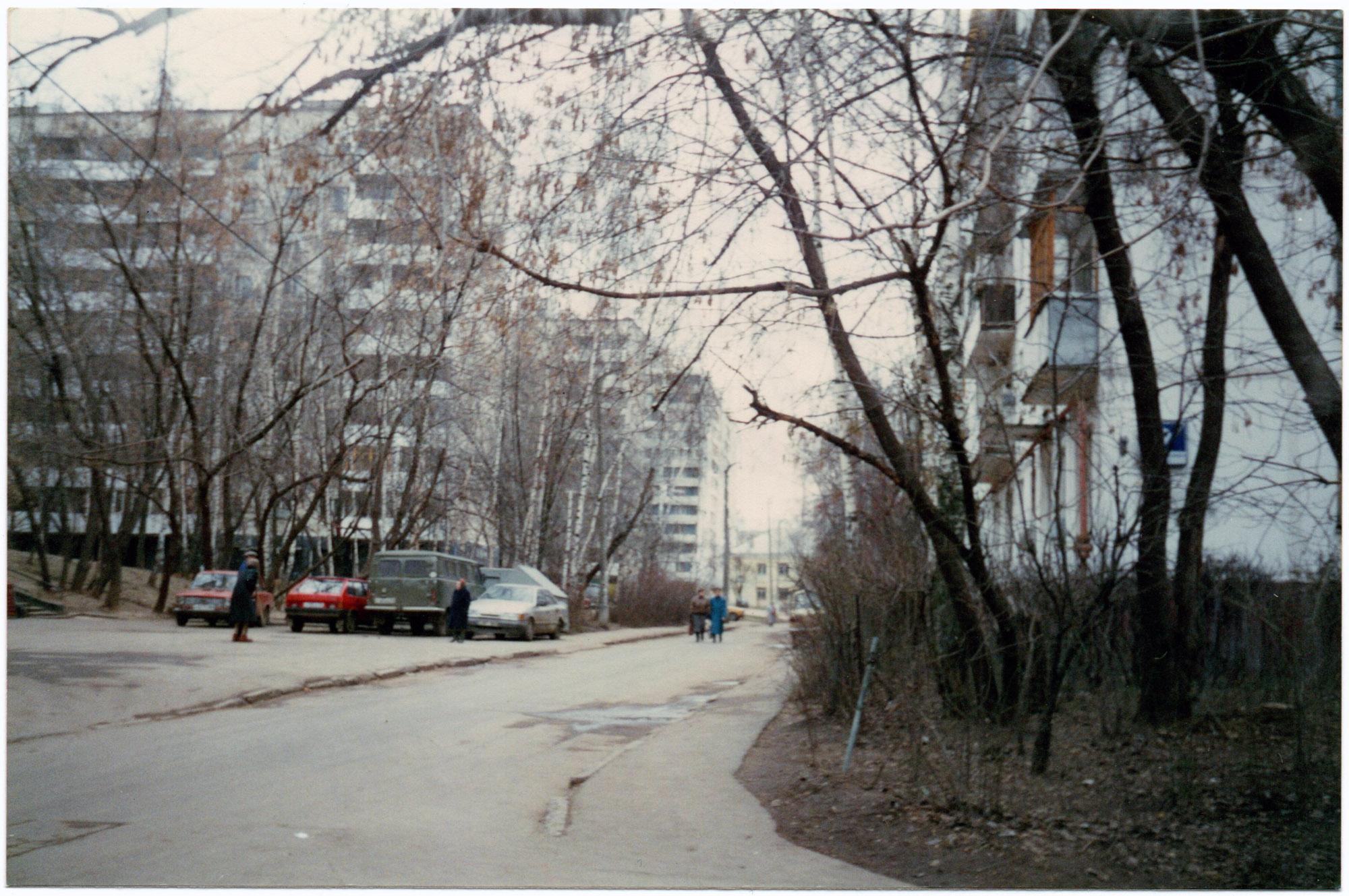 1996 Безымянный проезд. Мария Семенова2