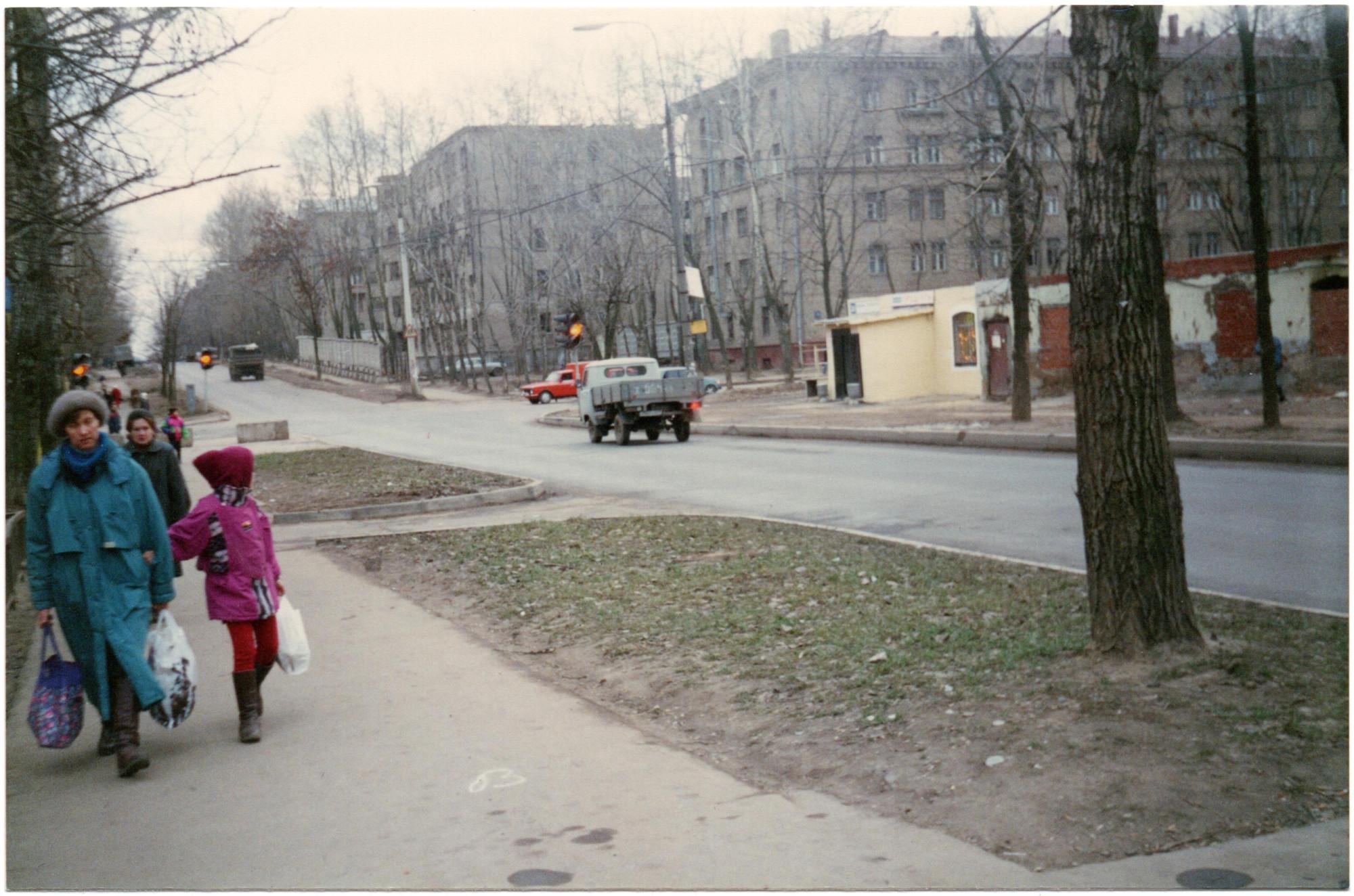 1996 Б. Очаковская. Мария Семенова1