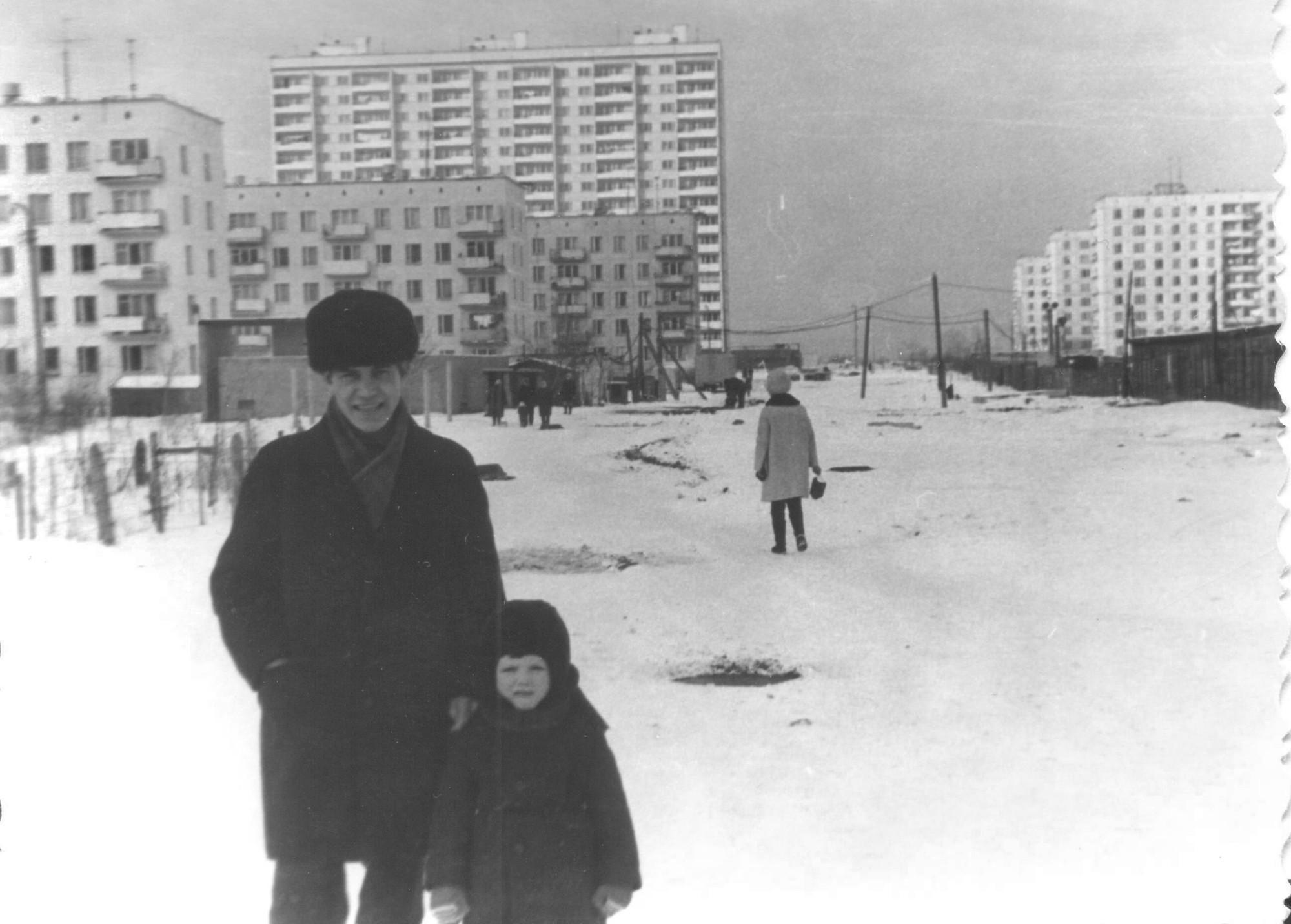 1973 Матвеевское