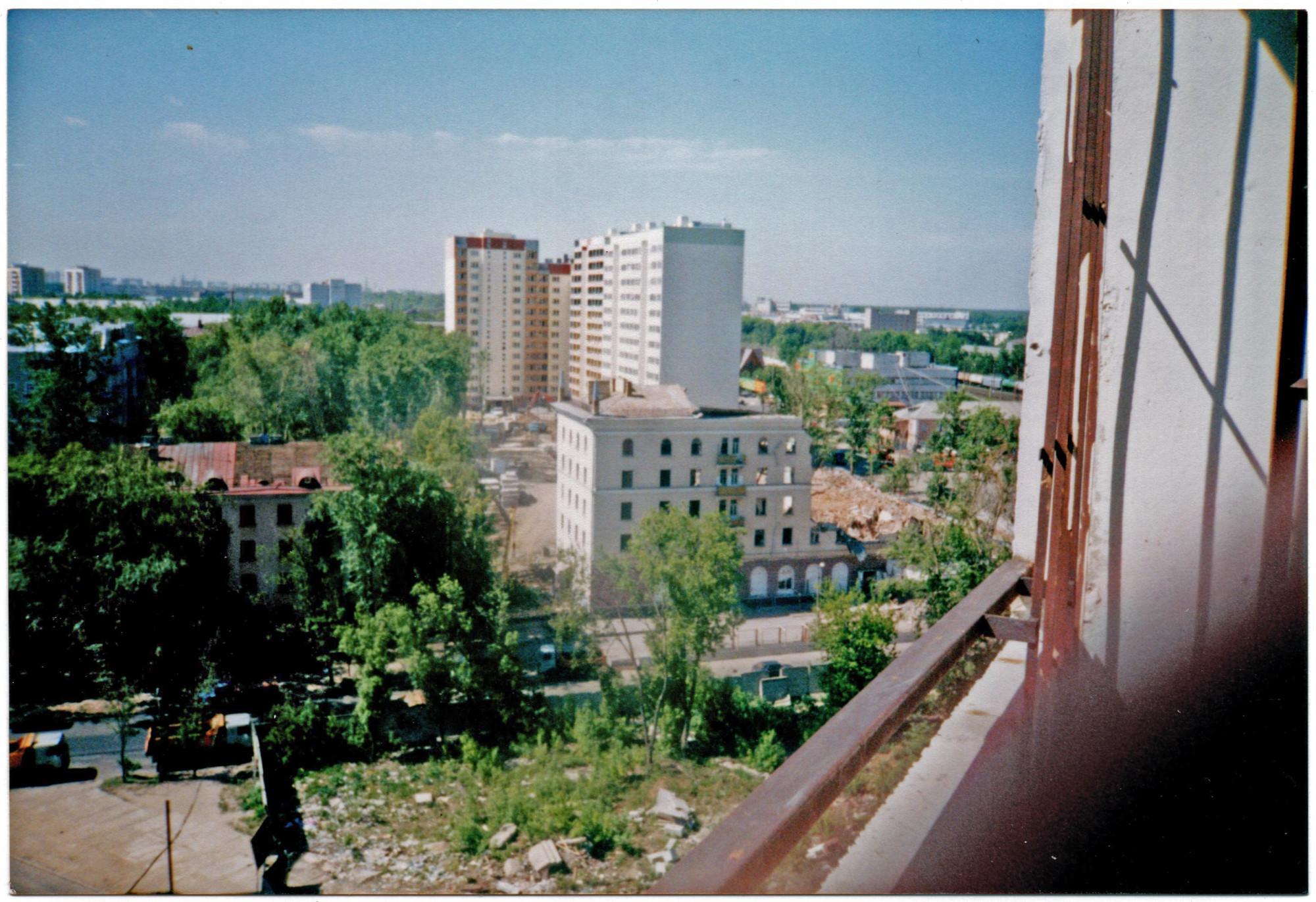 2002 Очаково. Мария Семёнова4