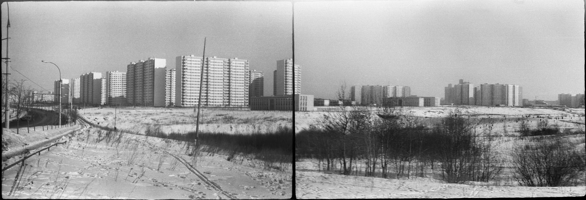 1985 Олимпийская деревня. Mike.Z (Михаил)2