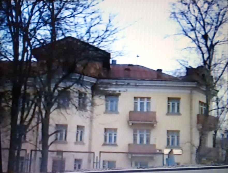 1996 Дом у станции Очаково, из архива Яны Кондаковой