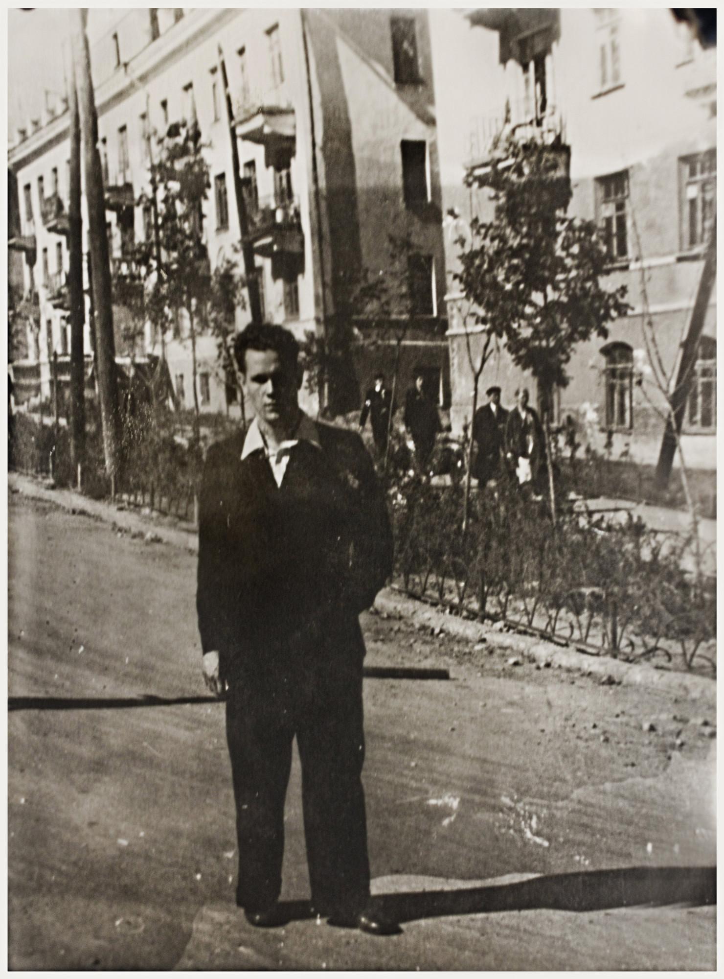 1954 Улица Горького (Пржевальского)2