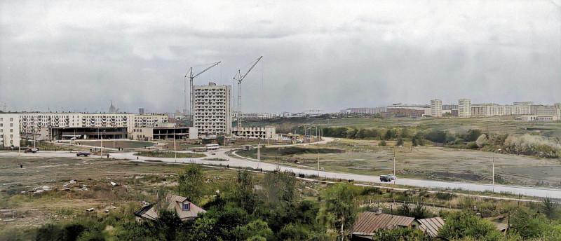 1969 Улица Веерная, круговой разворот2