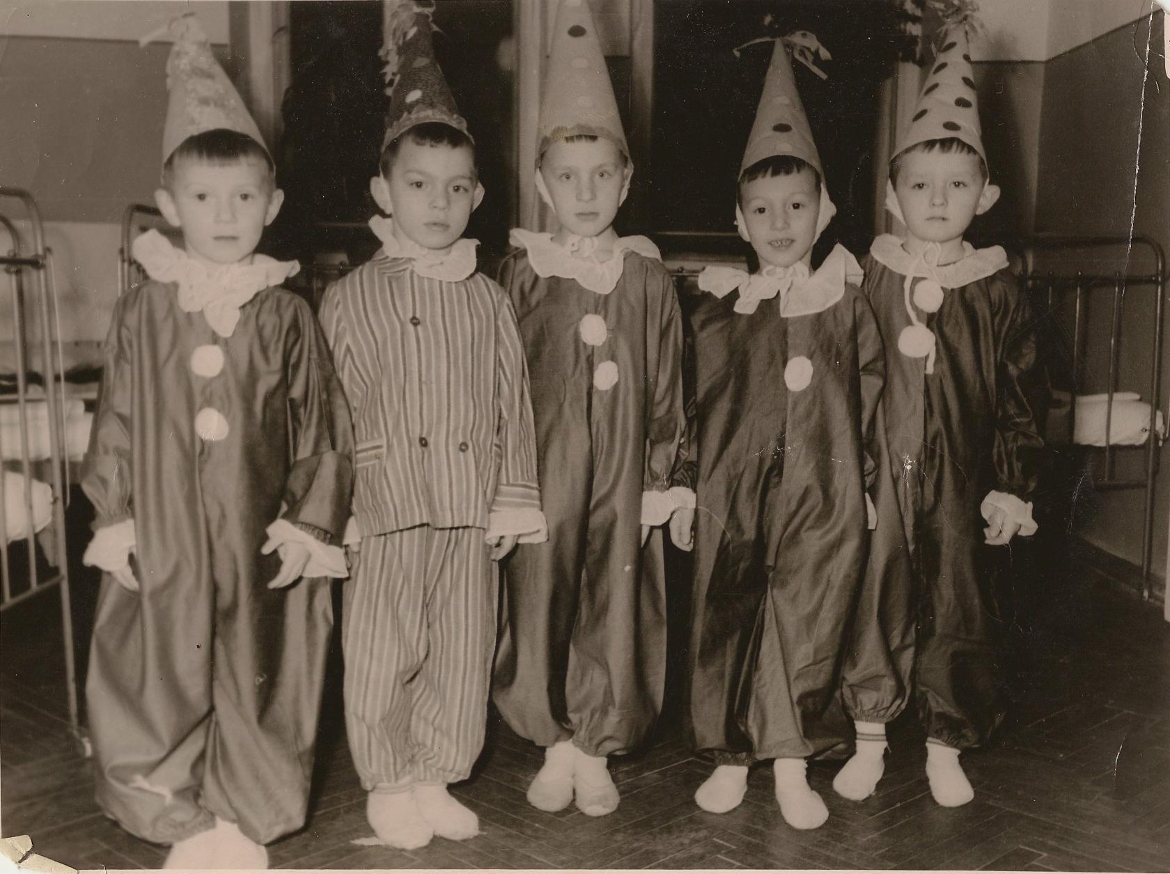 Детский сад на ул. Ленина (Б.Очаковская) 50-60-е годы XX века9