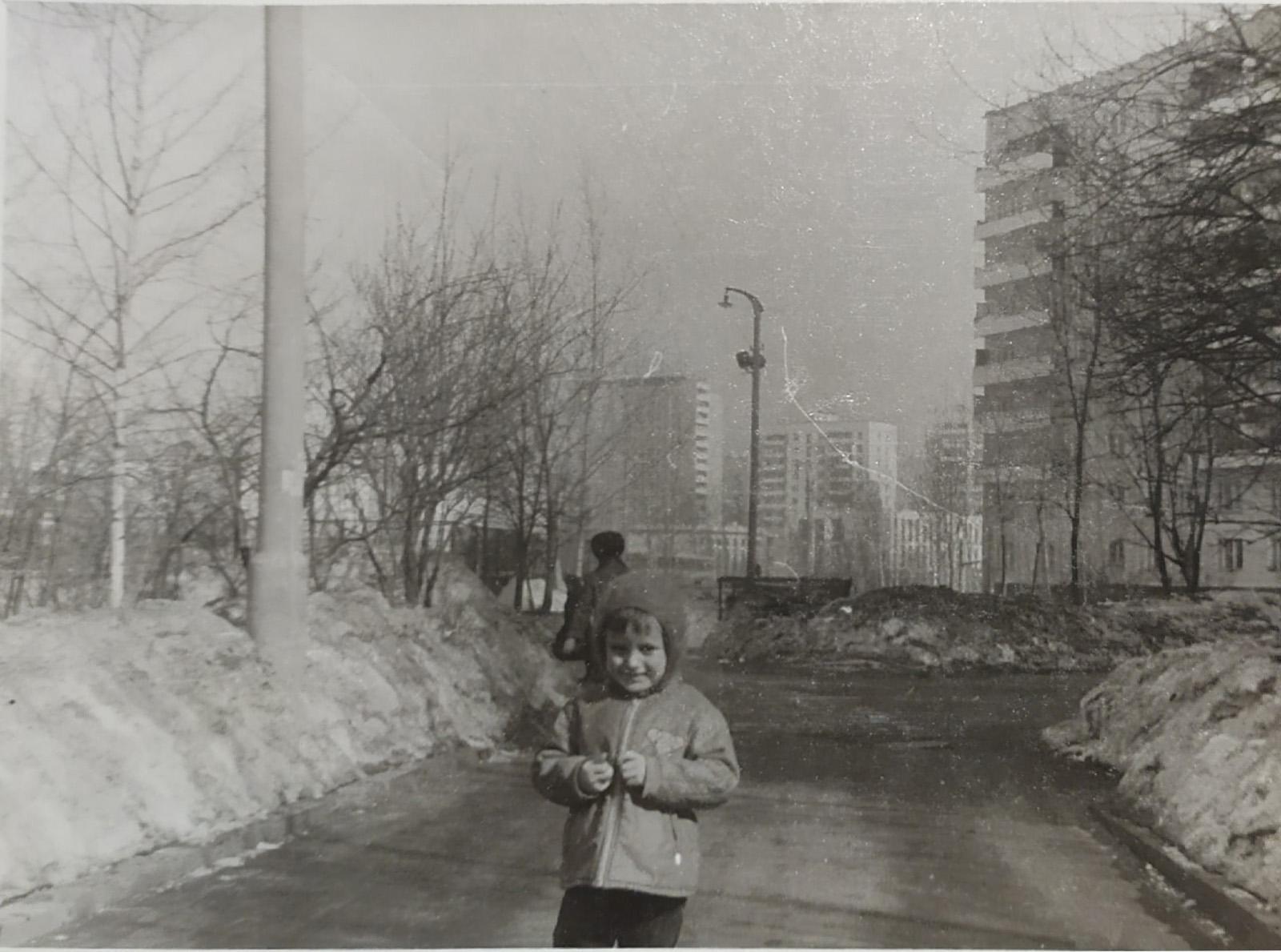 1985 Очаковское шоссе. Кирилл Потехонченко