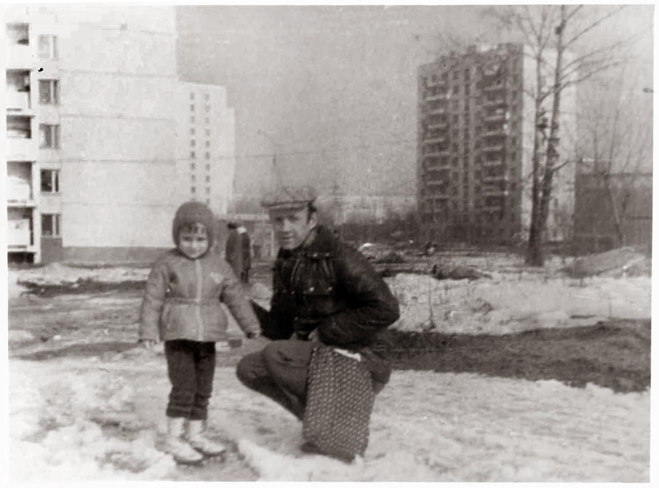 1985 Очаковское шоссе. Кирилл Потехонченко4б
