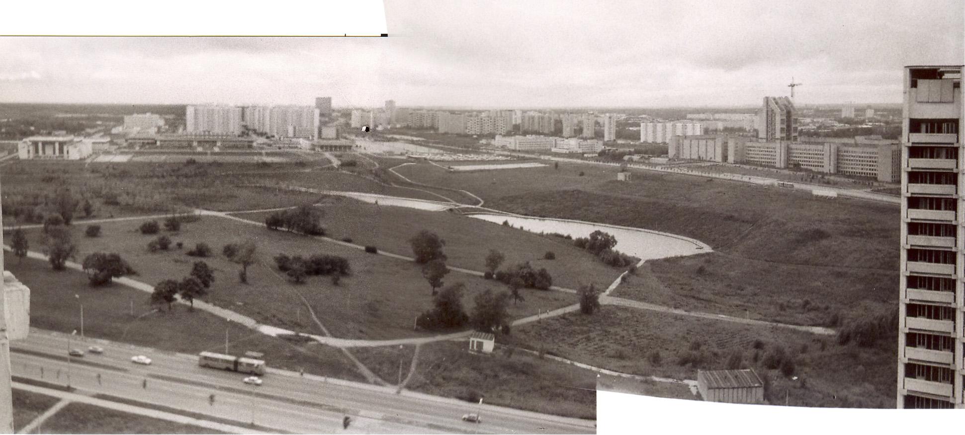 1987 Олимпийка из Раменок. Евгений С.