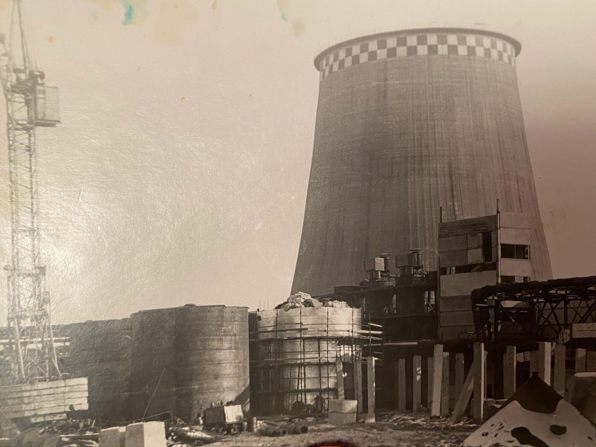 1970е ТЭЦ на Генерала Дорохова. Алексей Азарных