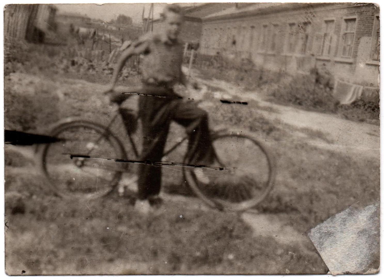 1946-49 на будущей улице Горького2