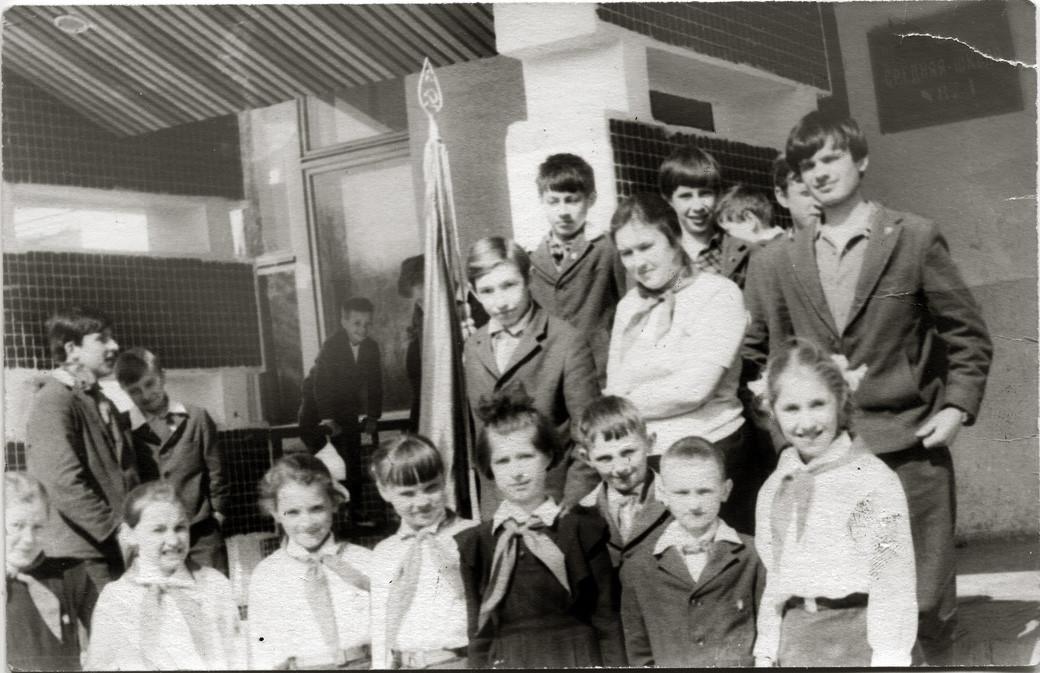 Школа 874 на Очаковском шоссе