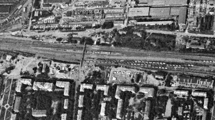 1977 Станция Очаково, вид от 22 июля 1977 г.2
