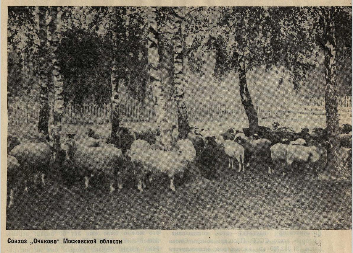 1932 Журнал Наши Достижения. №8.С.89