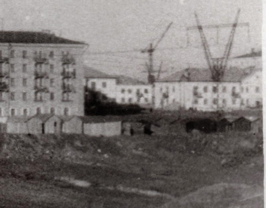 1955 Овраг реки Очаковки7