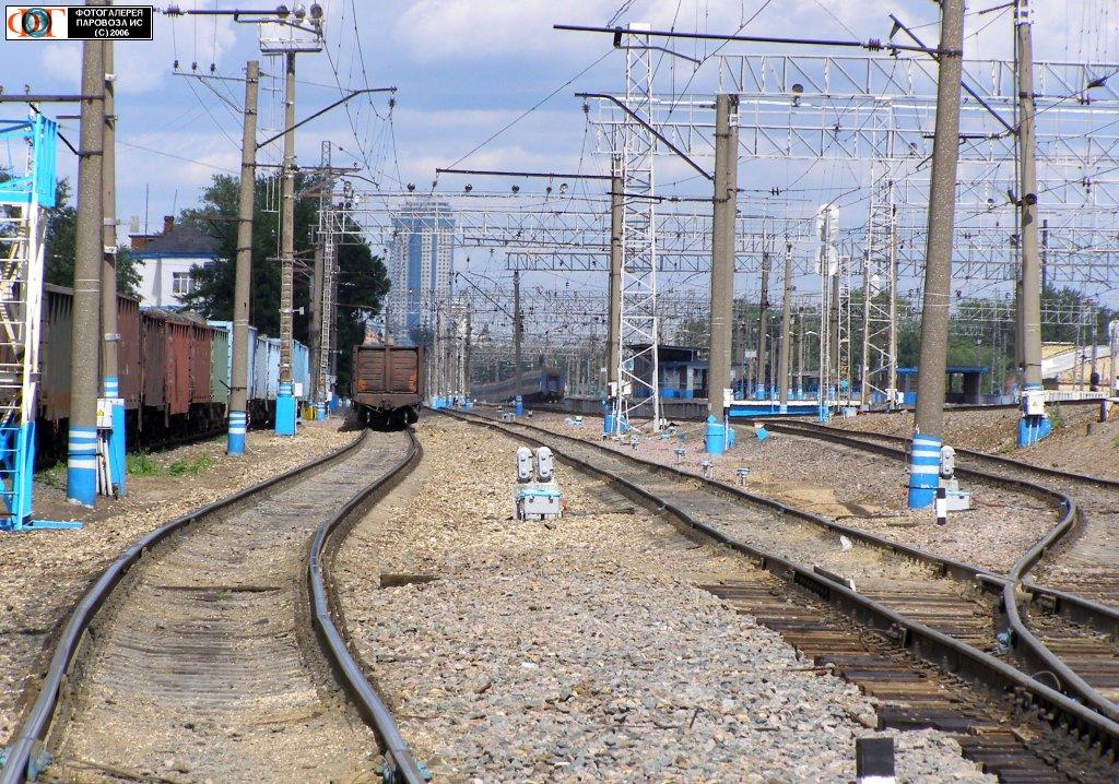 2006 станция Очаково. Фото сделано 3.VII.2006