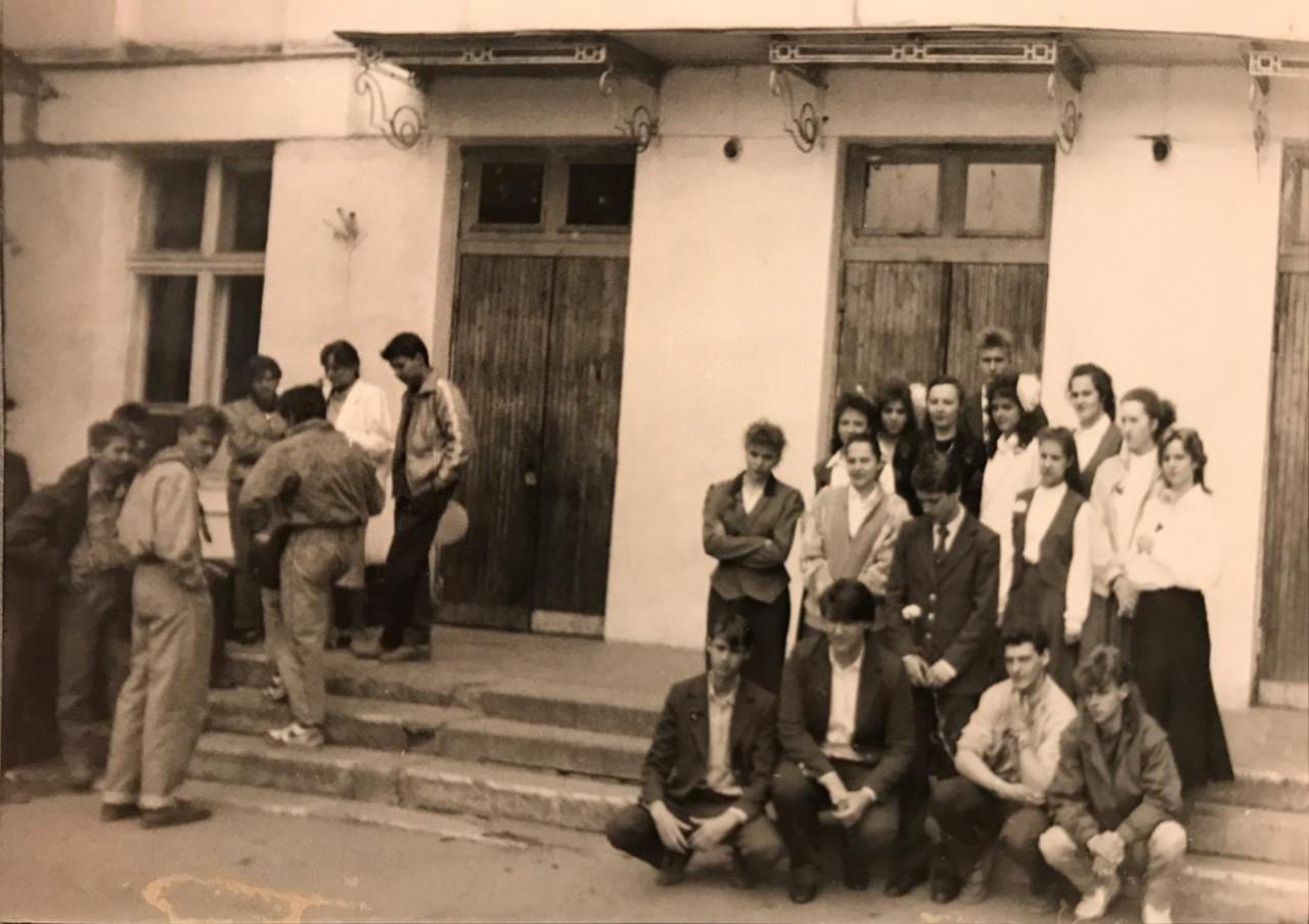 1991 Школа 816. Руслан Сироткин