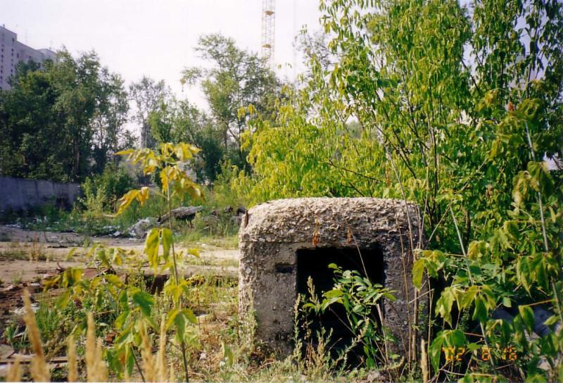 2002.08.16 Ул. Пржевальского Бункер