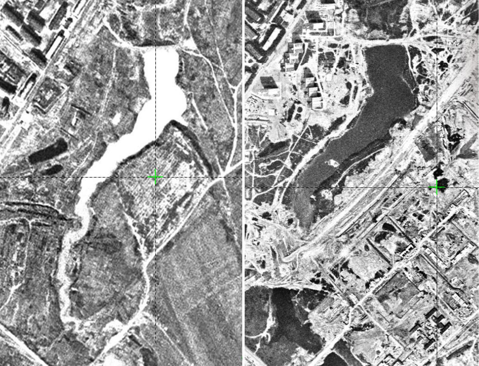 Пруд 1972-1977