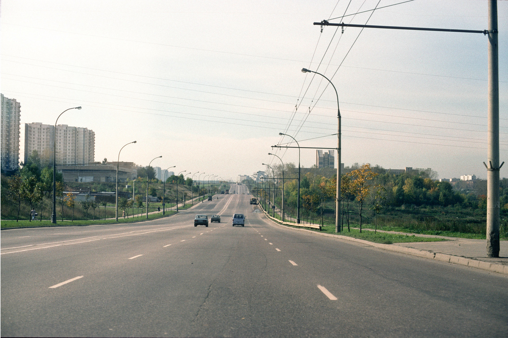 1991 Мичуринский проспект