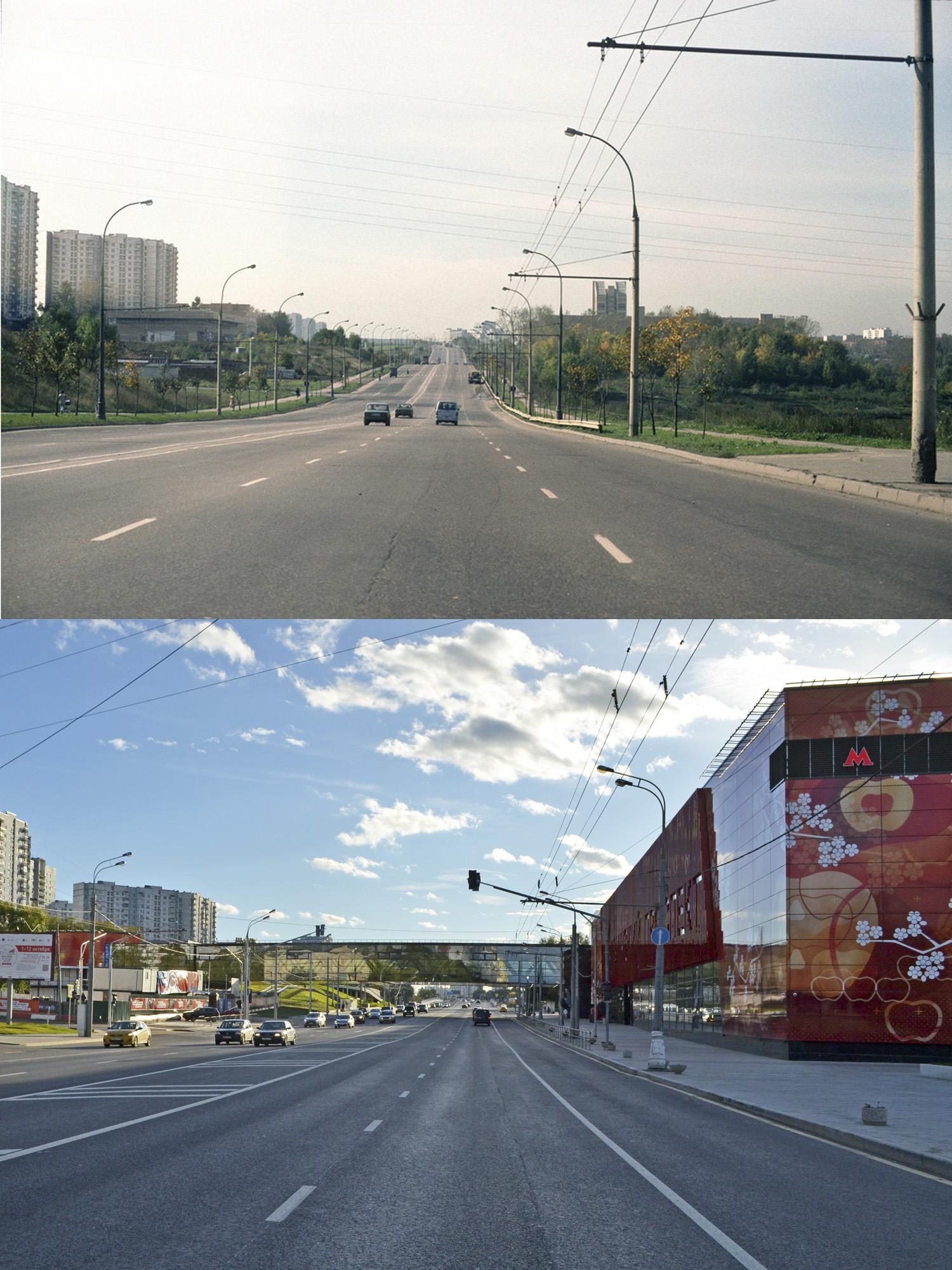 1991-2018 Мичуринский проспект