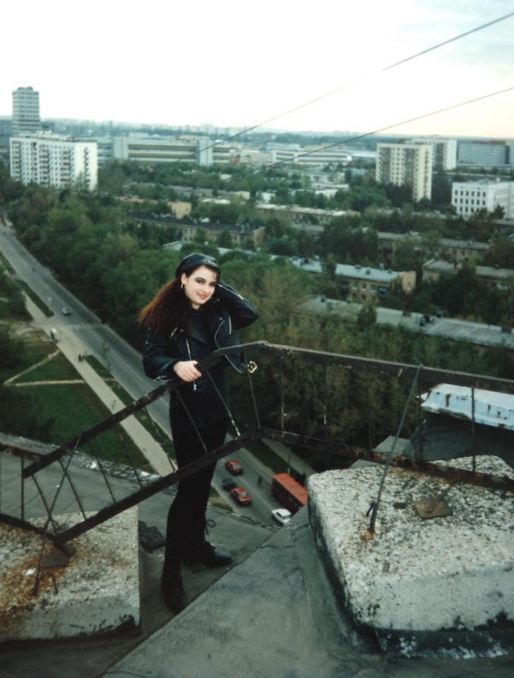 1990е Шарлотта Феечкина