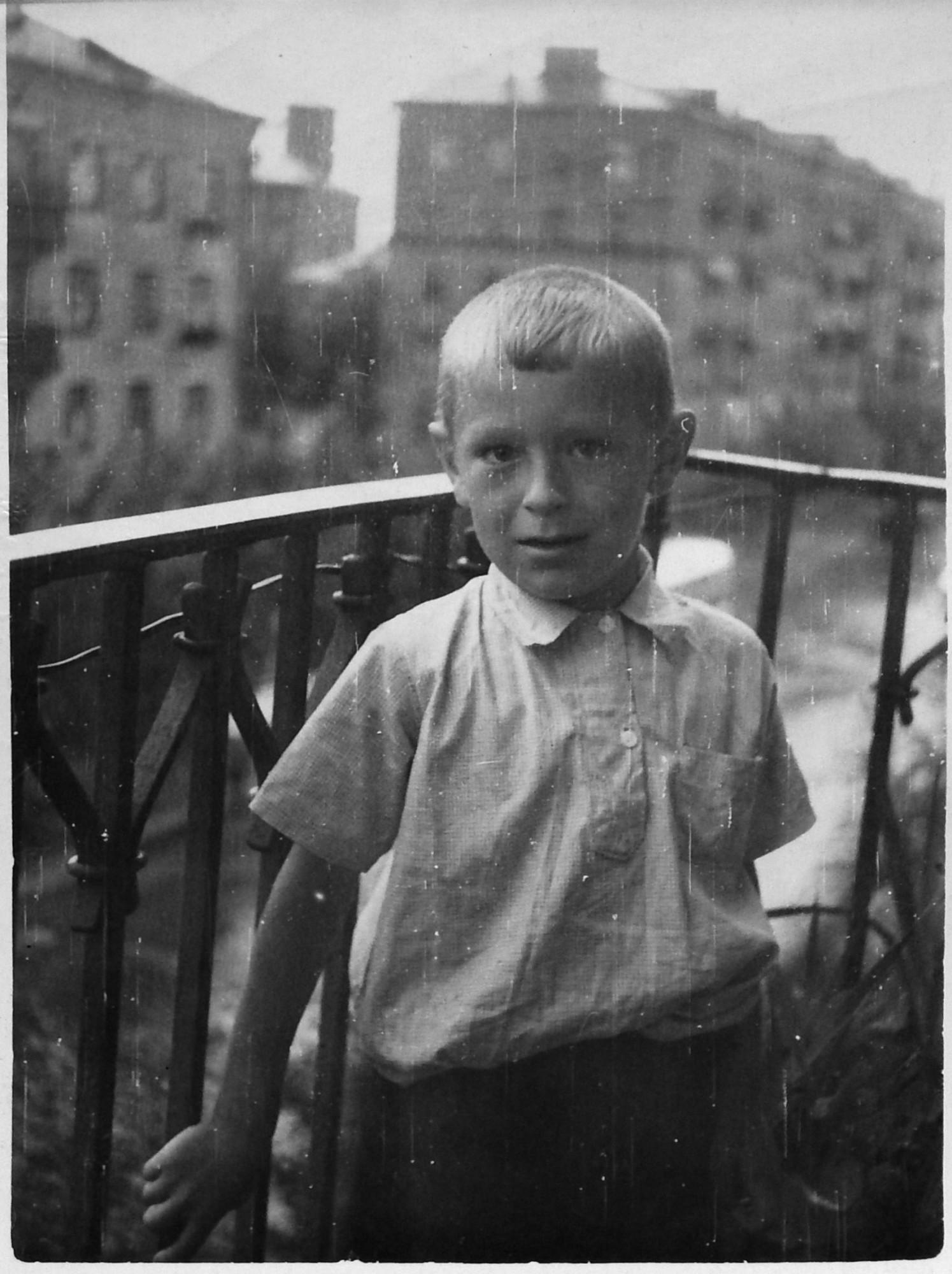 1962-63 на Балконе