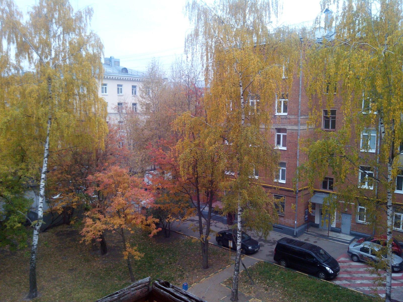 Двор на Б.Очаковской