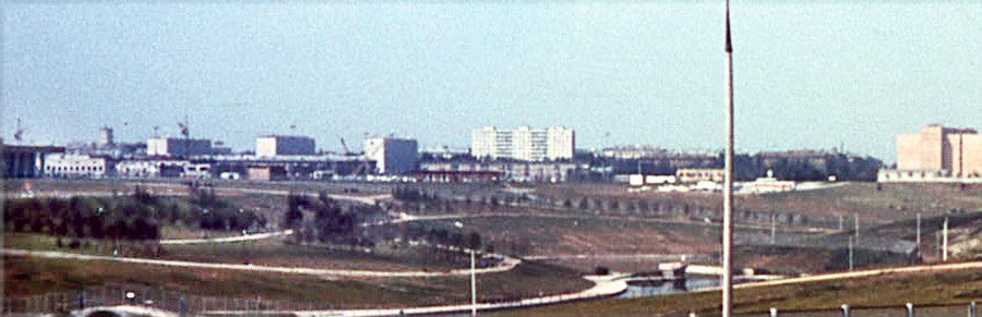1980 Очаковский скайлайн