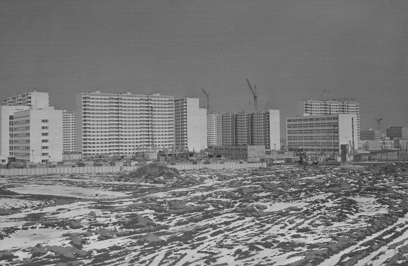 1979 Олимпийская деревня. Петров Ю.Е.2