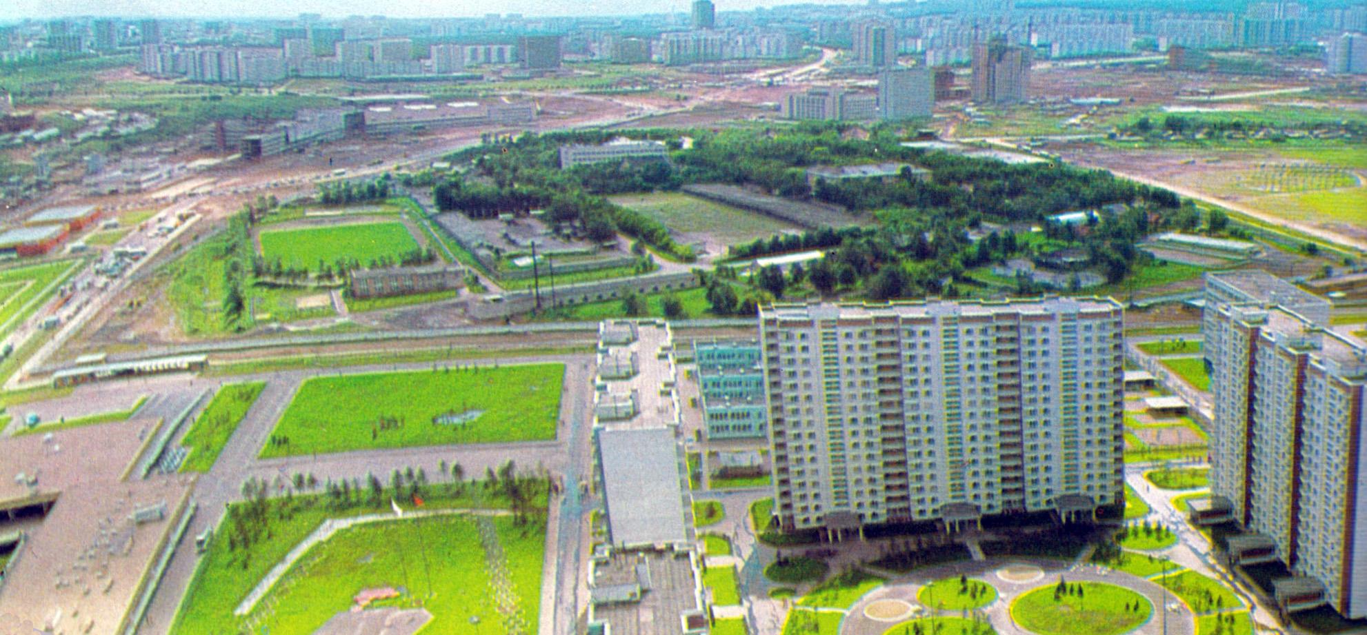 1980 Никулинский военный городок