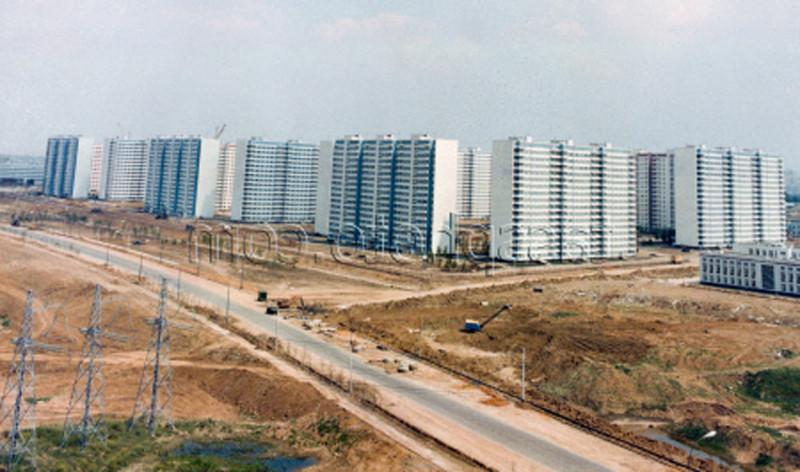 1979 Олимпийская деревня. В.Зубарев, ТАСС