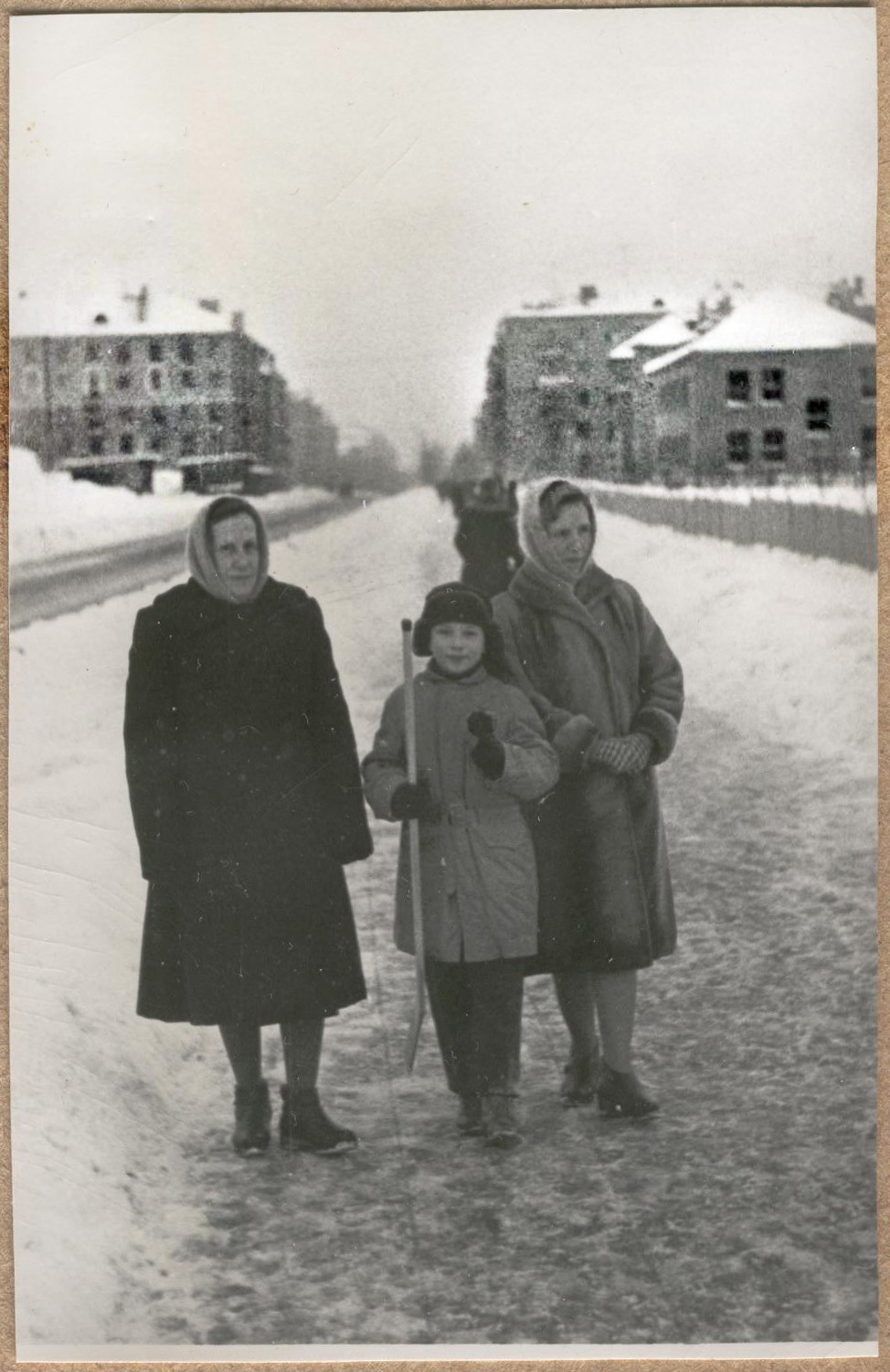 1966 Очакоао