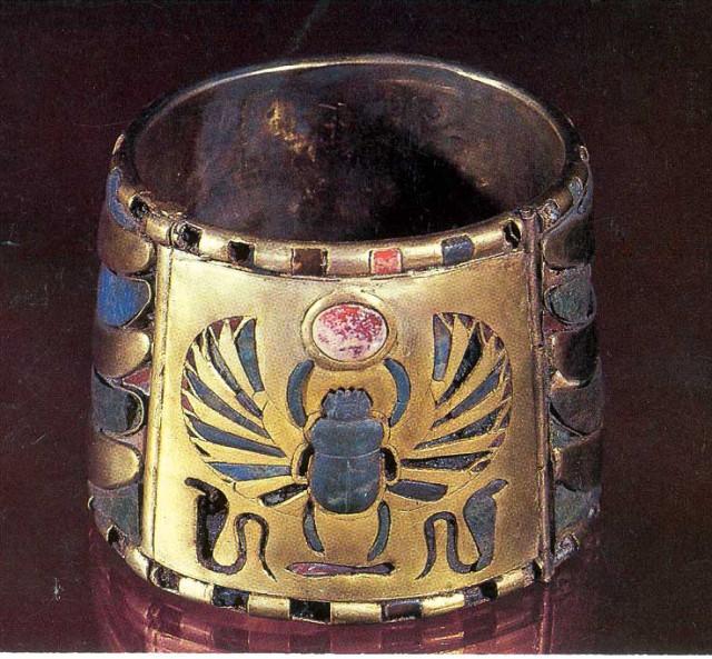 Фото египетского браслета