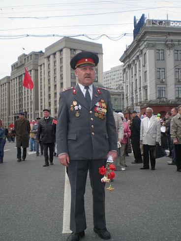 Смирнов Михаил Иванович, директор Фонда содействия увековечению памяти погибших граждан в сентябре-октябре 1993 года