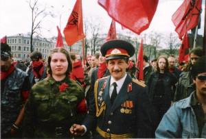 Лундин и Донченко, очень давно