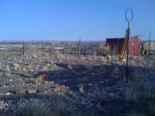 Teofanov Labyrinth, Farmington, NM