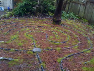 Cabeen Labyrinth, Seattle WA
