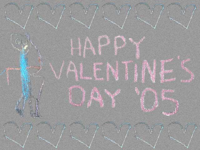 2005/02/14: Laurel's Valentine
