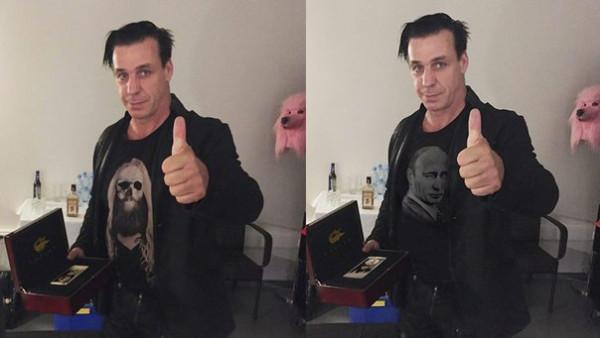 Группа Rammstein больше не приедет в северный Габон. Из-за ... - photo#5
