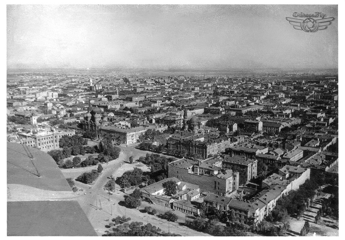 Город-герой Одесса. Редкие фото аэрофотосъемки. Лето 1941г.: marina_callas — LiveJournal
