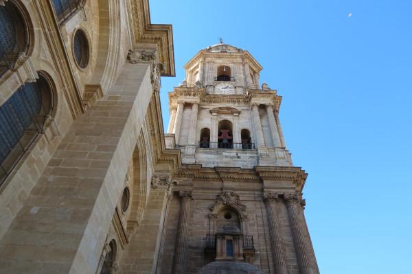 Собор в Малаге. Гид в Малаге. Экскурсии в Малаге