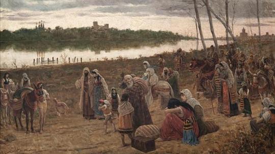 Выселение сефардов из Севильи