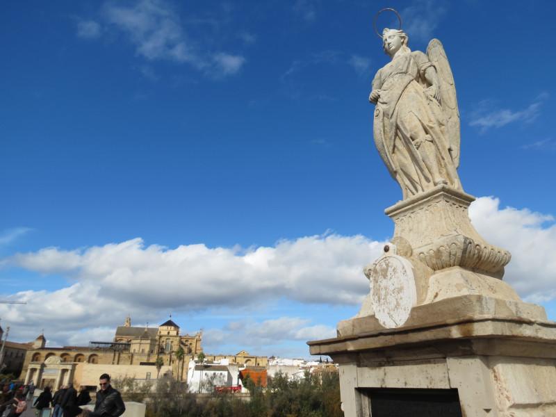 Сан-Рафаэль-дель-Пуэнте-Романо является старейшим из существующих в городе триумфов Сан-Рафаэль. Работа Бернабе Гомес дель Рио в 1651