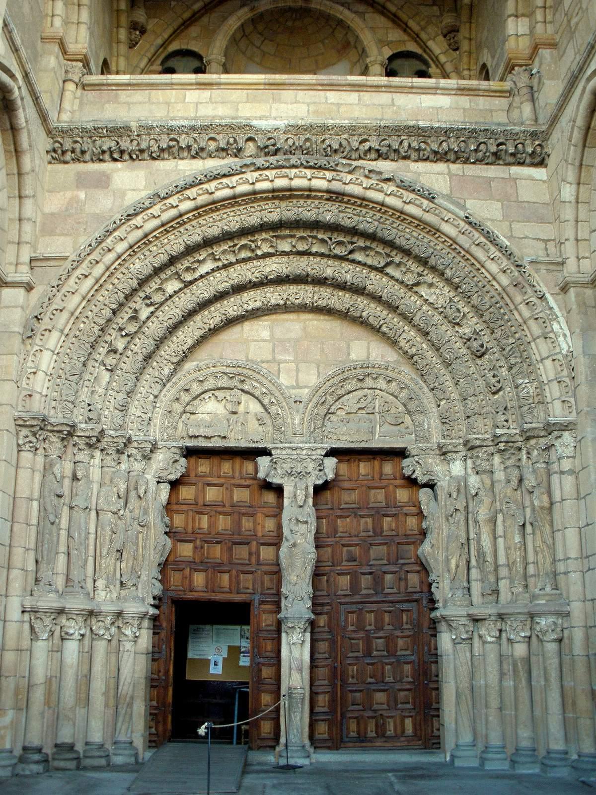 Базилика Святого Викентия в Авиле