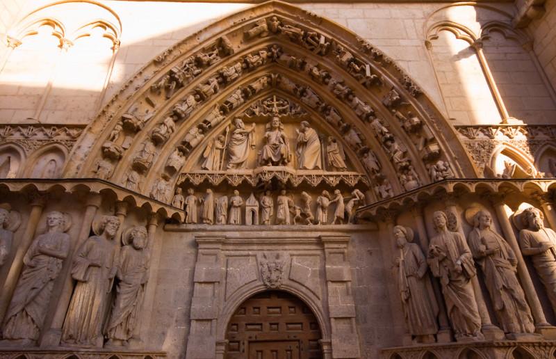 Puerta de Coronería. Burgos