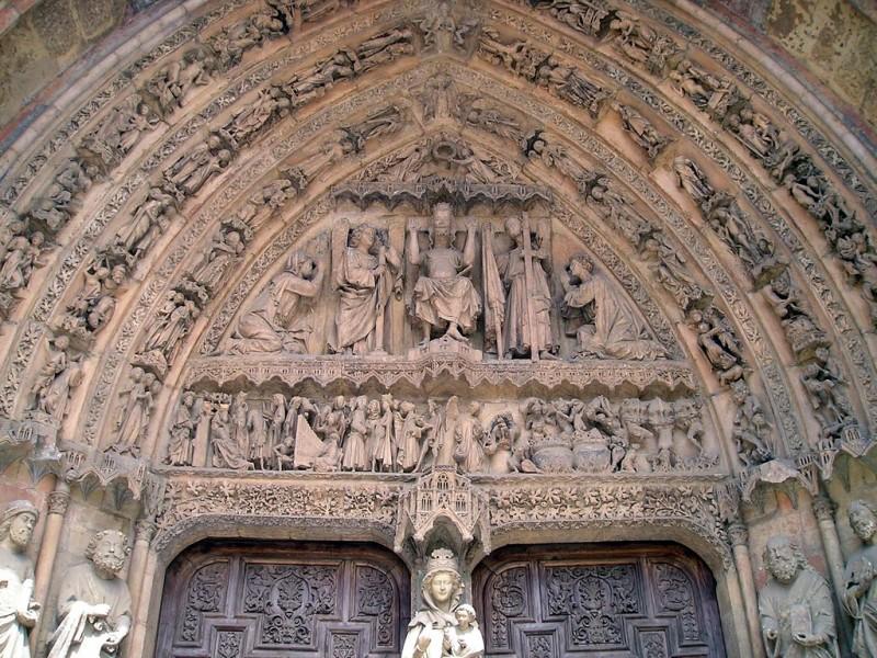 Puerta del Juicio- Leon